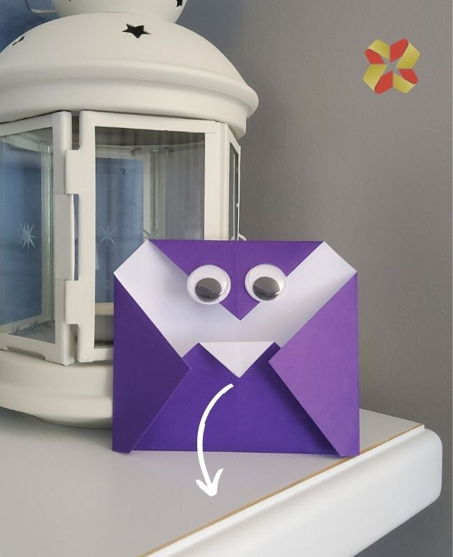 Buho Mensajero de Origami - Portada2
