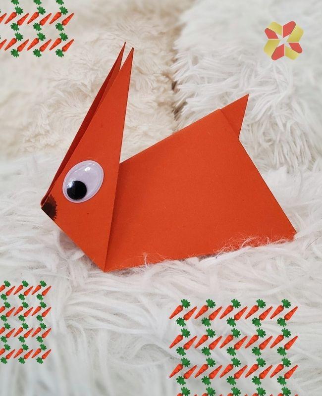 Conejo de Origami - Portada 1
