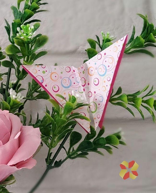 Mariposa de Origami - Portada 1