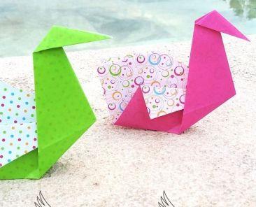 Pato de Origami - Portada 1