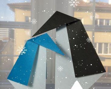 Pingüino de Origami - Portada 1