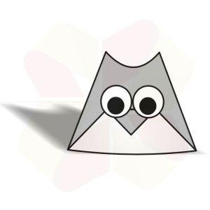Vasito de Origami - Terminado - Buhito